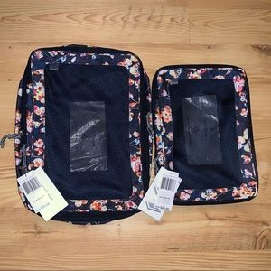 Vera Bradley Expandable Packing Cubes